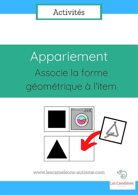 Discrimination - Formes Géométriques