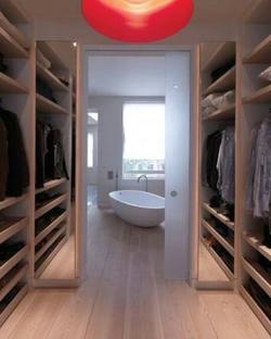 Dressing idée décoration client