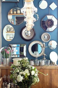 Inspiration de différents miroirs