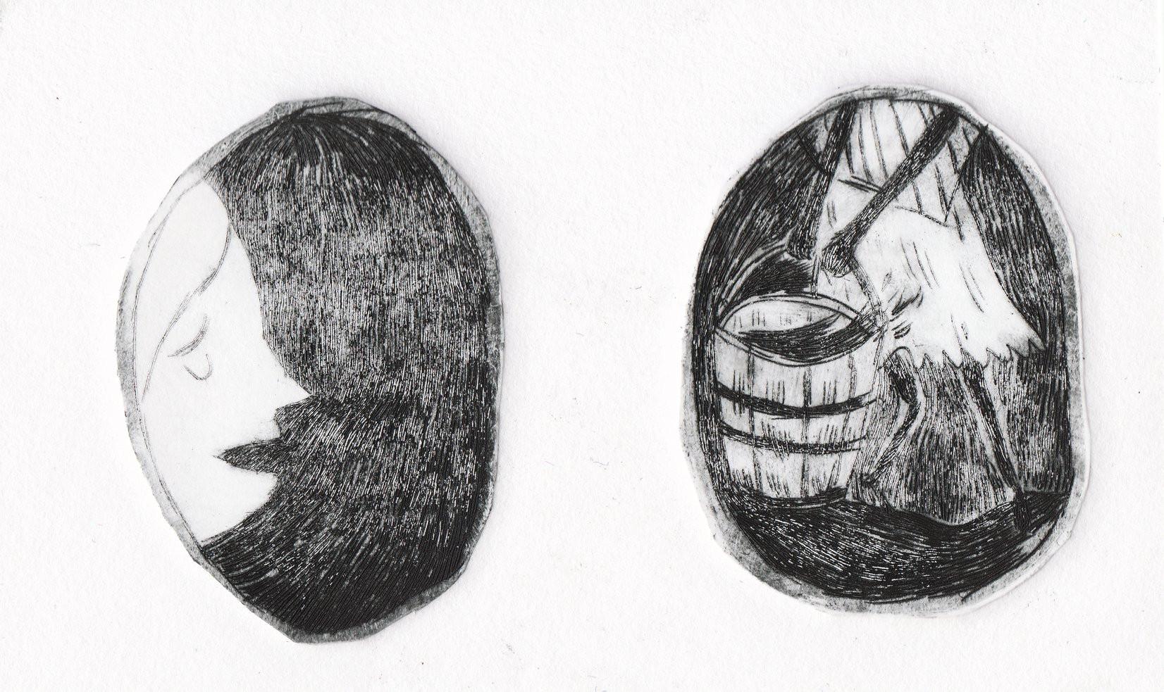 Des gravures en illustration