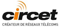 Circet spécialiste du réseau de fibre optique et telecommunication. ils font appel à i3deco pour la renovation et l'agencement des locaux de l'entreprise.