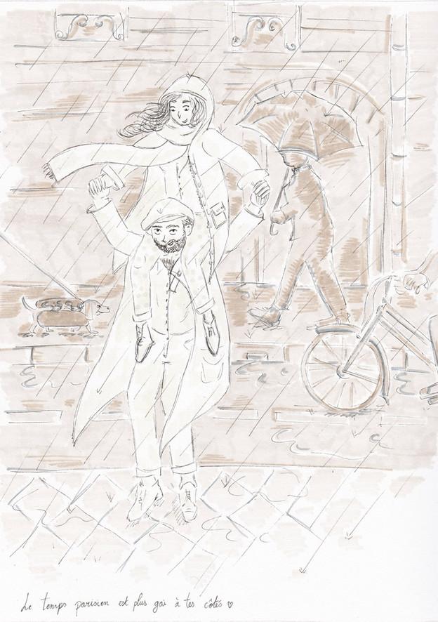 Une illustration de Laura Cavan