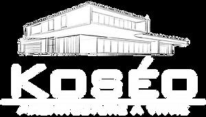 Logo entreprise Koseo dans l'immobilier