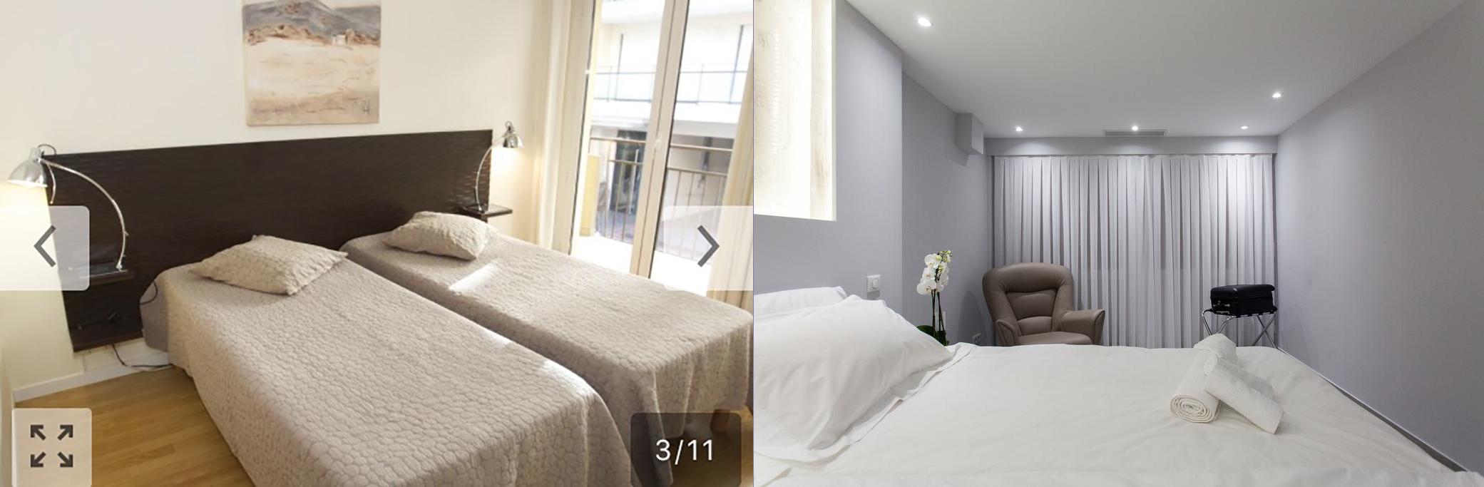 La décoration de la chambre