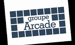 logo du roupe arcade immobilier