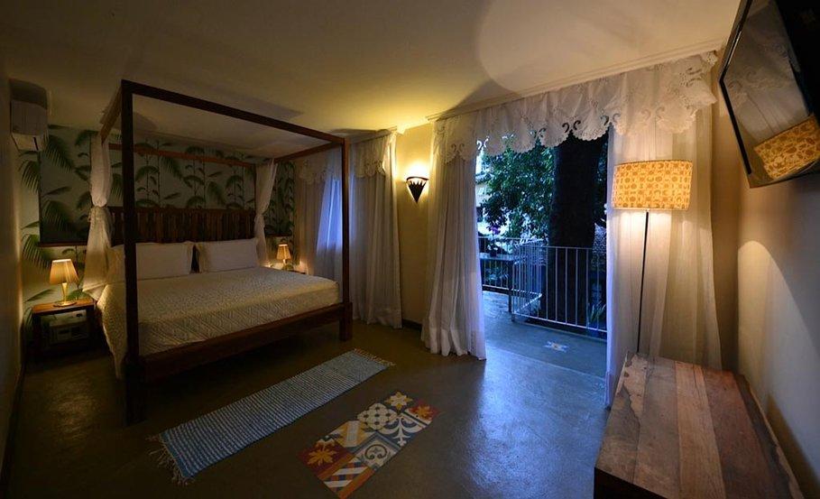 Du chambre en décoration intérieur