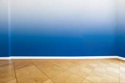 Mur bleue Dégradé