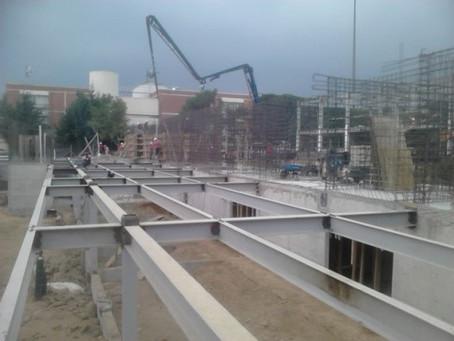 Juzgados Juicios Orales Reclusorio Sur Xochimilco (Constructora Osmaan)