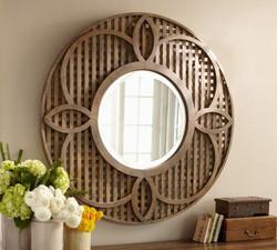Des miroirs en décoration intérieur