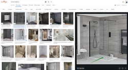Une douche italienne pour remplacer la baignoire