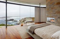 Une chambre design contemporaine