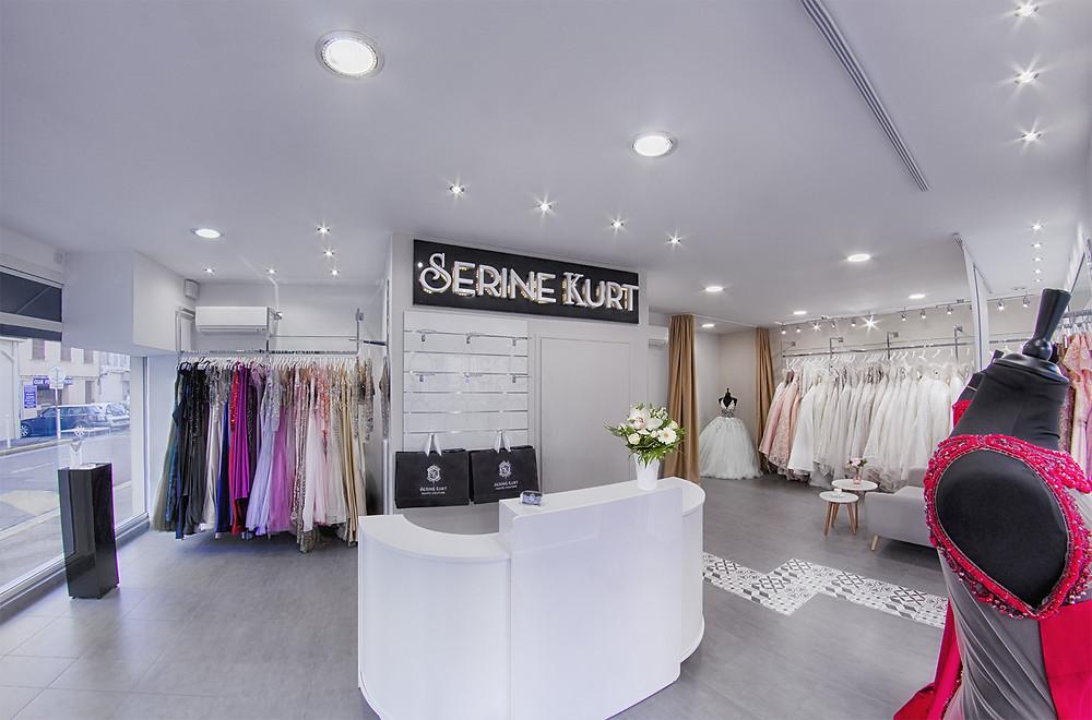 Le réaménagement d'une boutique à Toulon