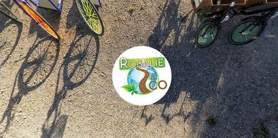 Logo du l'enseigne Rosalie and co