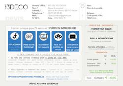 3 panoramas 360° sont inclus à 140 €