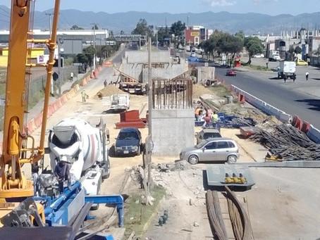 Distribuidor Vial en Toluca, Estado De México (Grupo Prodi)