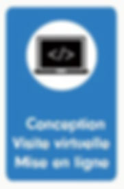 Une visite virtuelle sur son site web