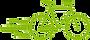 Logo, espace membres, location en ligne de vélos électriques