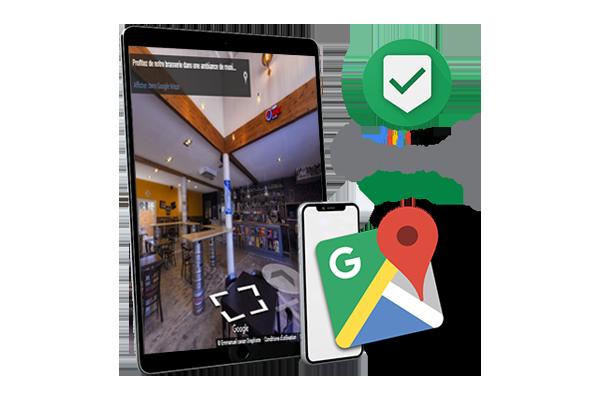 1. La visite virtuelle sur Google