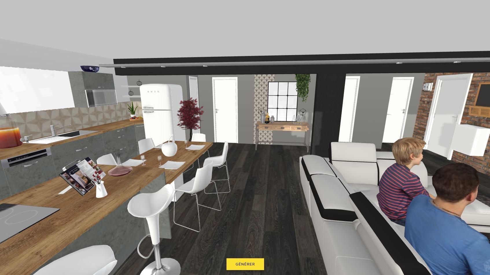 Design d'espace, Brignoles