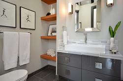 Photo d'inspiration de salle de bain