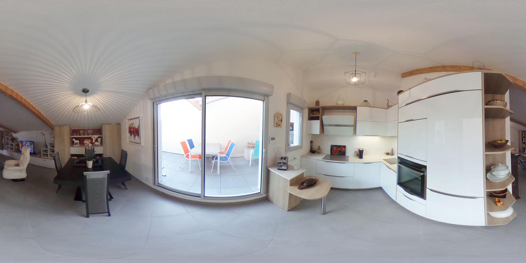 Réalisation panoramique 360°
