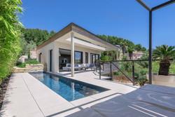 Une villa contemporaine à Bandol