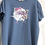 Thumbnail: T-Shirts mit Aufdruck Hunde Katze blau