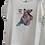 Thumbnail: Damen T-Shirts mit Aufdruck Mama Baby