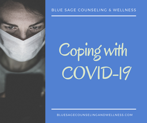 Coping with Anxiety and Depression During COVID-19