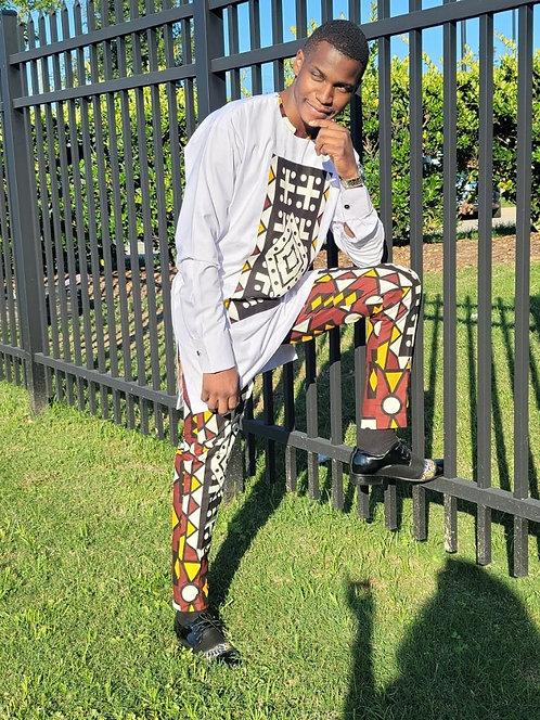 African Woodin Men Wear