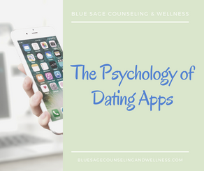 The Psychology of Dating Apps