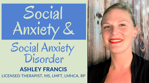 Social Anxiety | What it is & How to tell if you have Social Anxiety Disorder