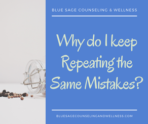 Why do I keep Repeating the Same Mistakes?