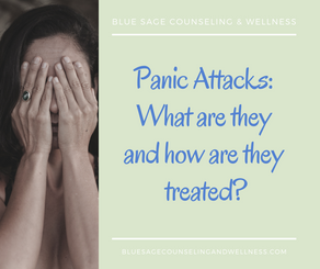 Panic Attacks: What are they and how are they treated?