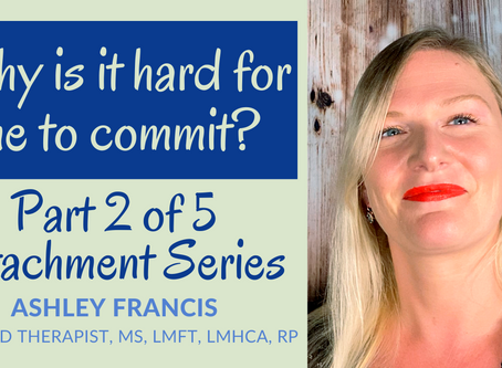 Why is it hard for me to commit? | Avoidant Attachment Style in Relationships