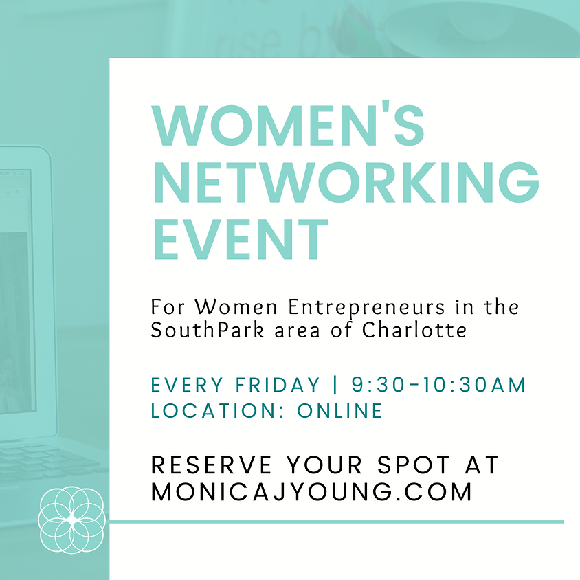 Women's Networking Meeting - Charlotte - SouthPark Area