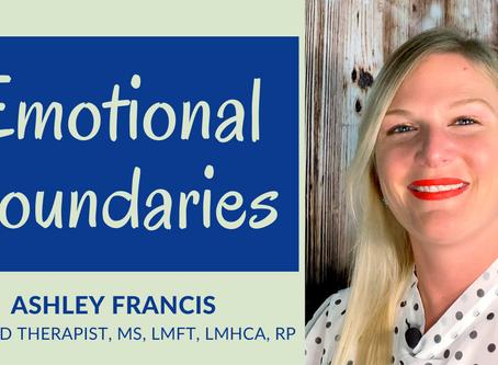 How to Set Boundaries in Your Life | Emotional Boundaries