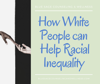 How White People Can Help Racial Inequality