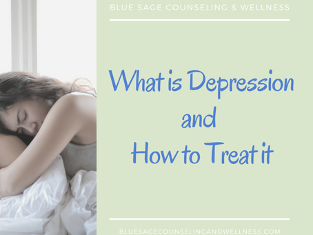 What is Depression and How to Treat it
