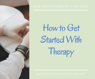 How to Get Started With Therapy