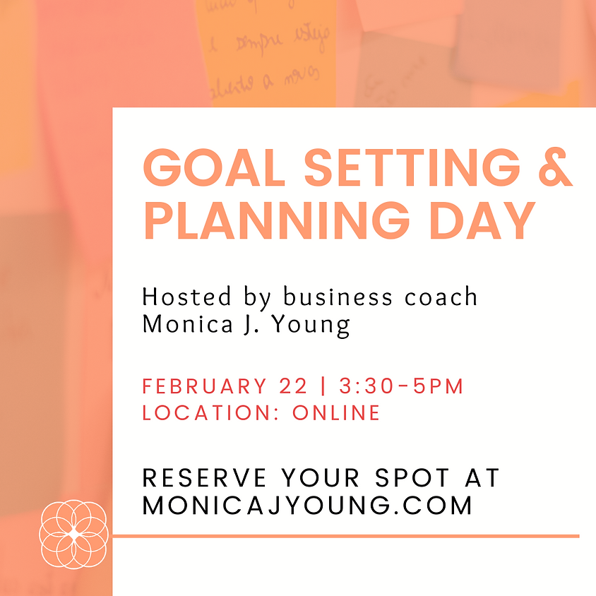 Spring Goal Setting and Action Plan Workshop