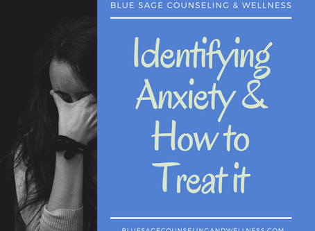 Identifying Anxiety and Natural Ways to Treat It