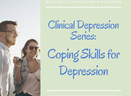 Clinical Depression Series – Video 3 of 3 – Coping Skills to Deal with Clinical Depression