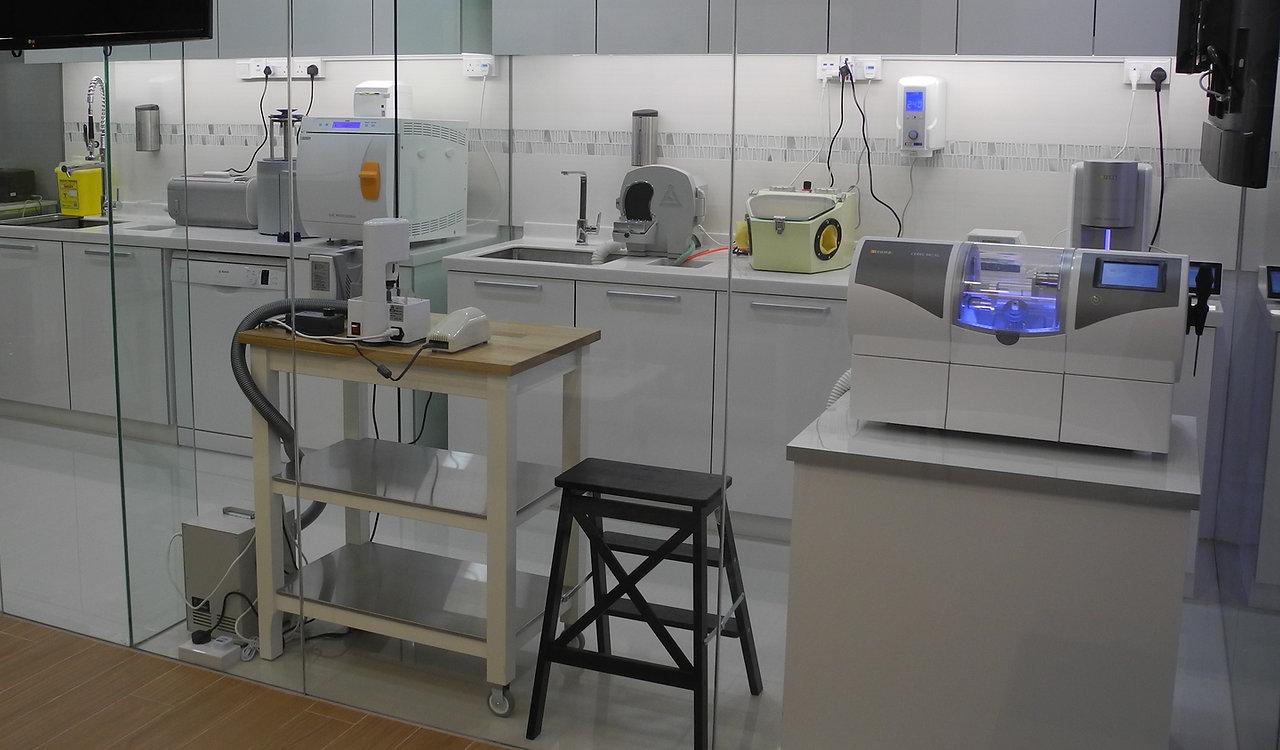 dental lab, hi tech, technology