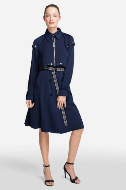 Sukienka / Płaszcz -  Karl Lagerfeld