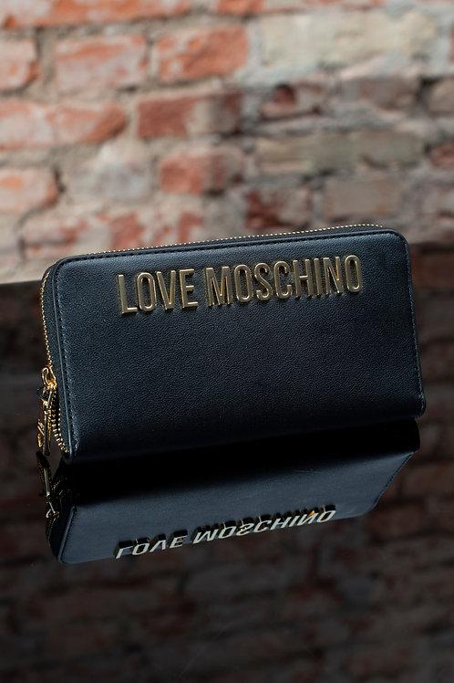 Portfel - LOVE MOSCHINO