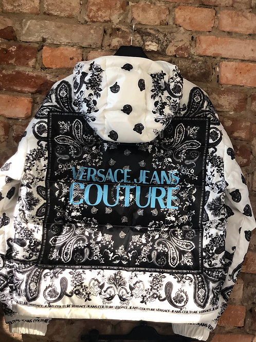 Kurtka zimowa męska Versace Jeans Couture