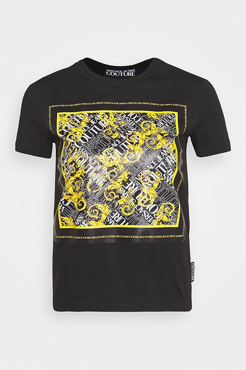 T-shirt damski - VERSACE JEANS COUTURE