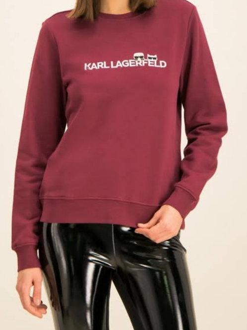 BLUZA -Karl Lagerfeld