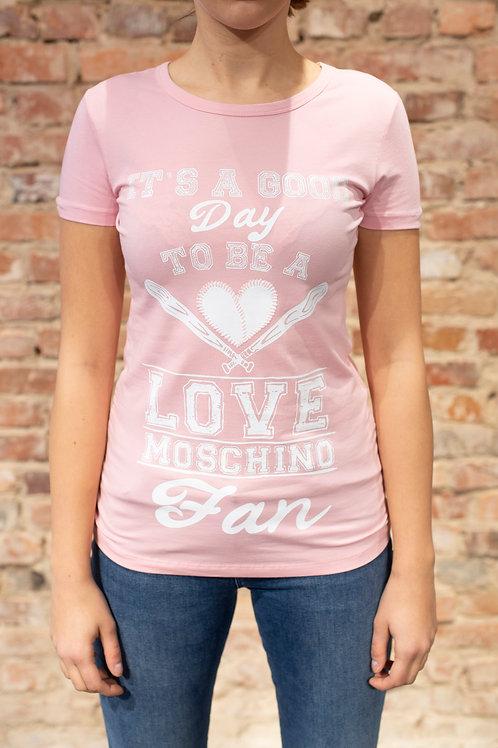 Tshirt - Love Moschino